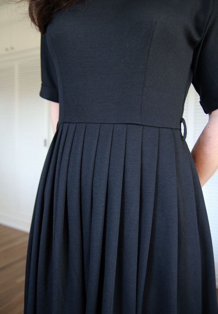 asos midi dress review