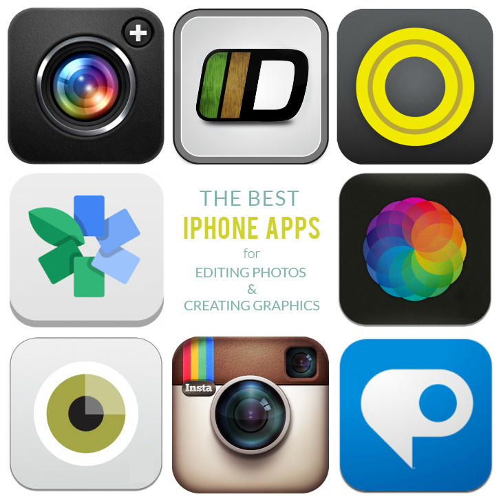 best apps for editing photos and creating great graphics