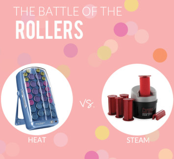 steam heat rollers