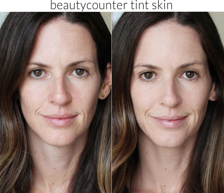beautycounter tint skin review
