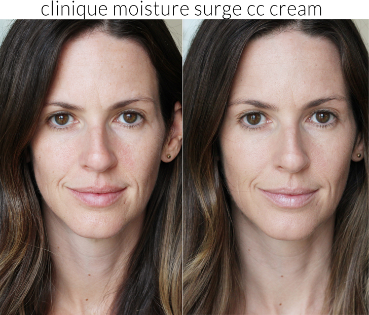 clinique moisture surge cc cream review