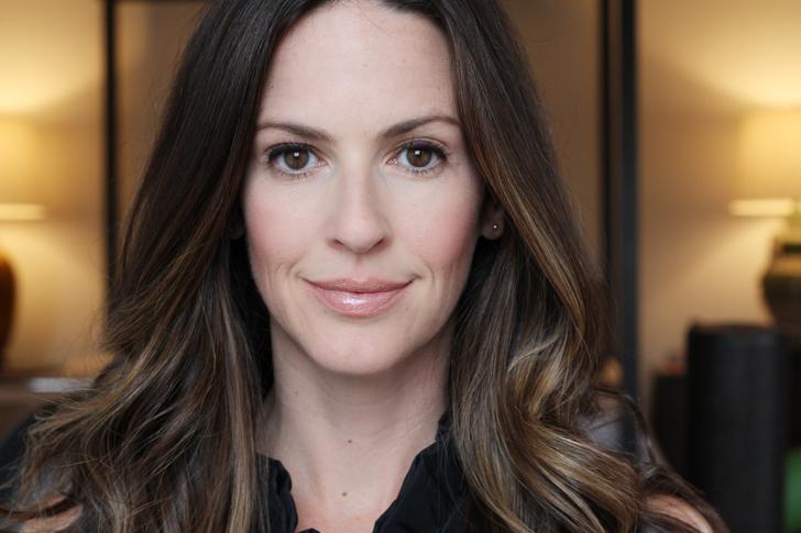Beautycounter Lip Sheer in Nude review