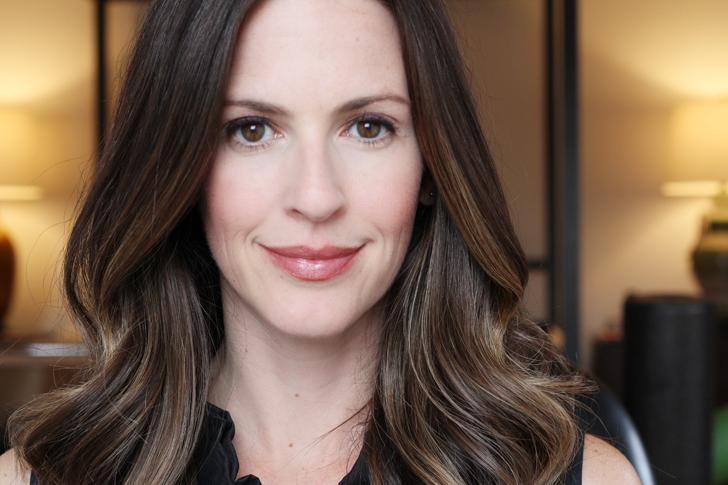 Beautycounter Lip Sheer in Raisin review