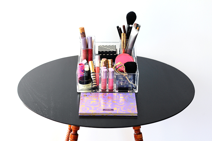 My (Whittled Down & Much Safer) Makeup Collection - whoorl