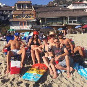 Victoria Beach Crew