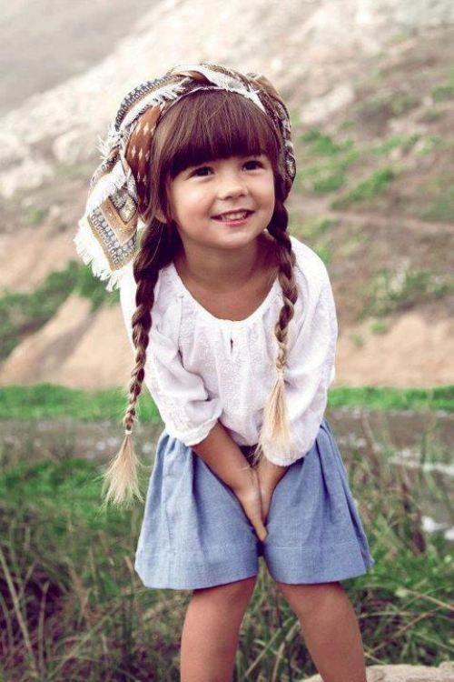 Hair Inspiration For Little Girls Whoorl