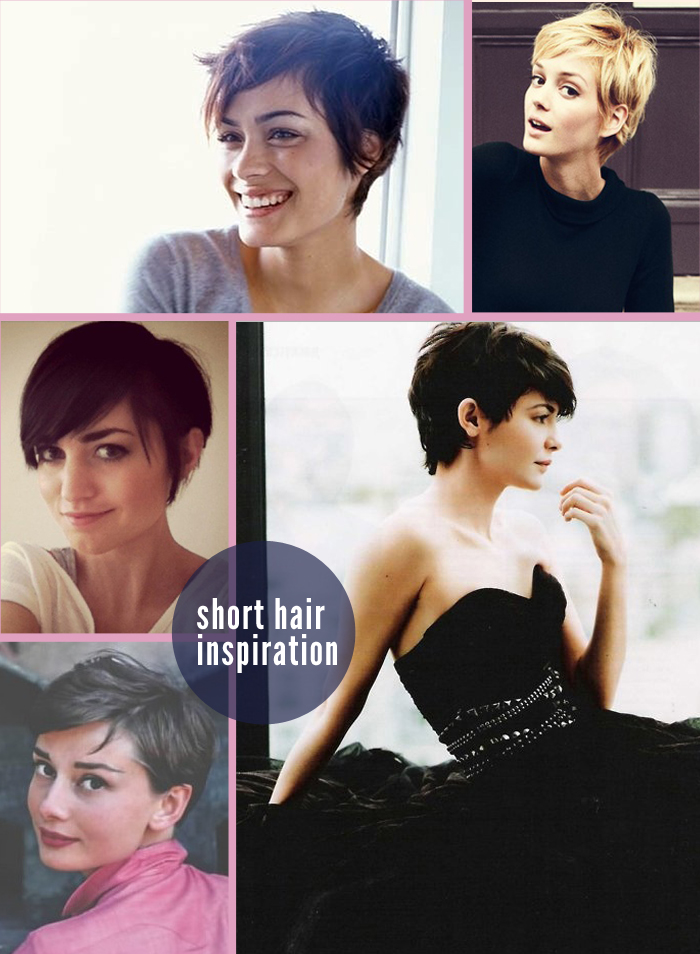 Short Hair Inspiration And Thoughts Whoorl