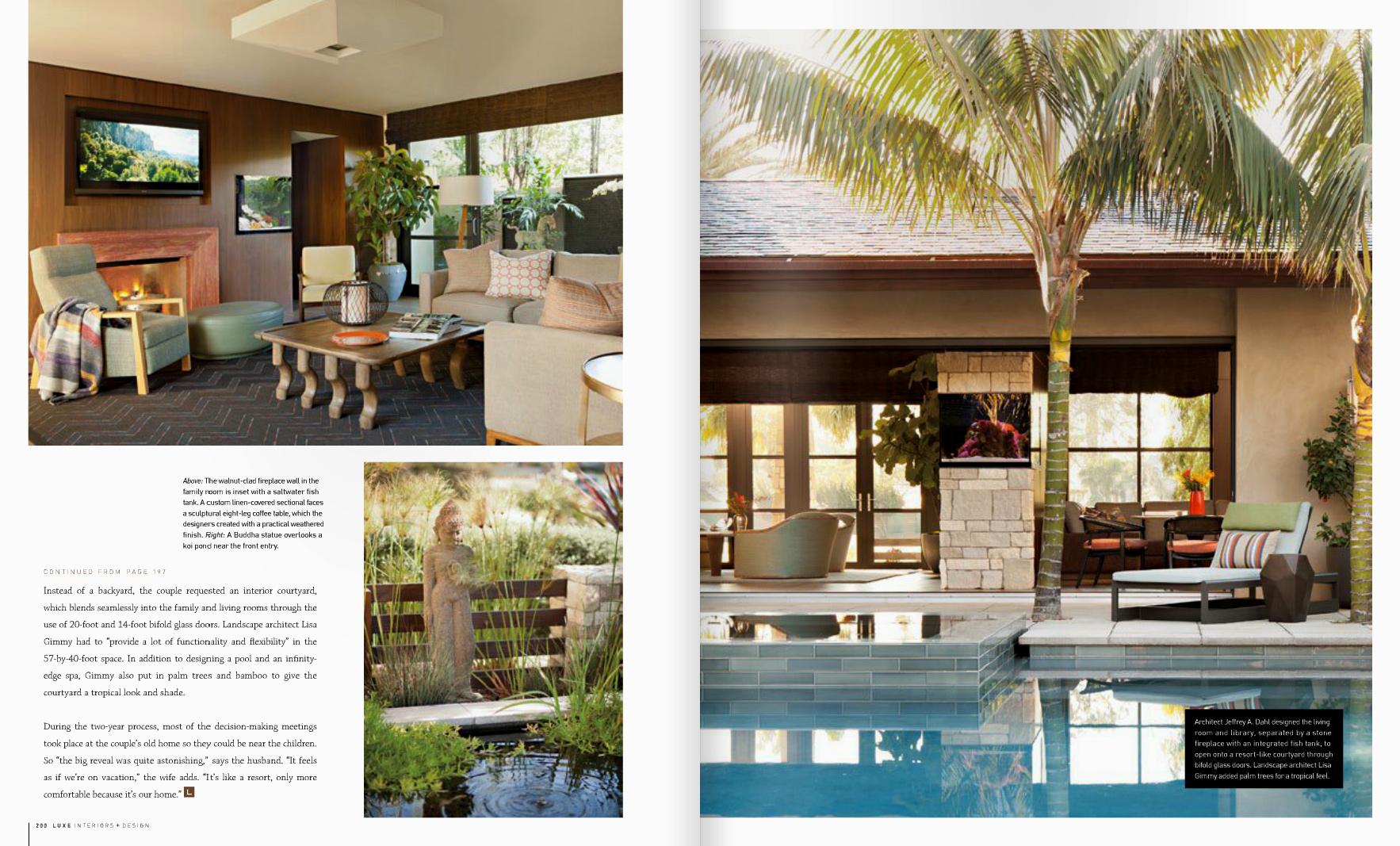 luxe john wooden interiors