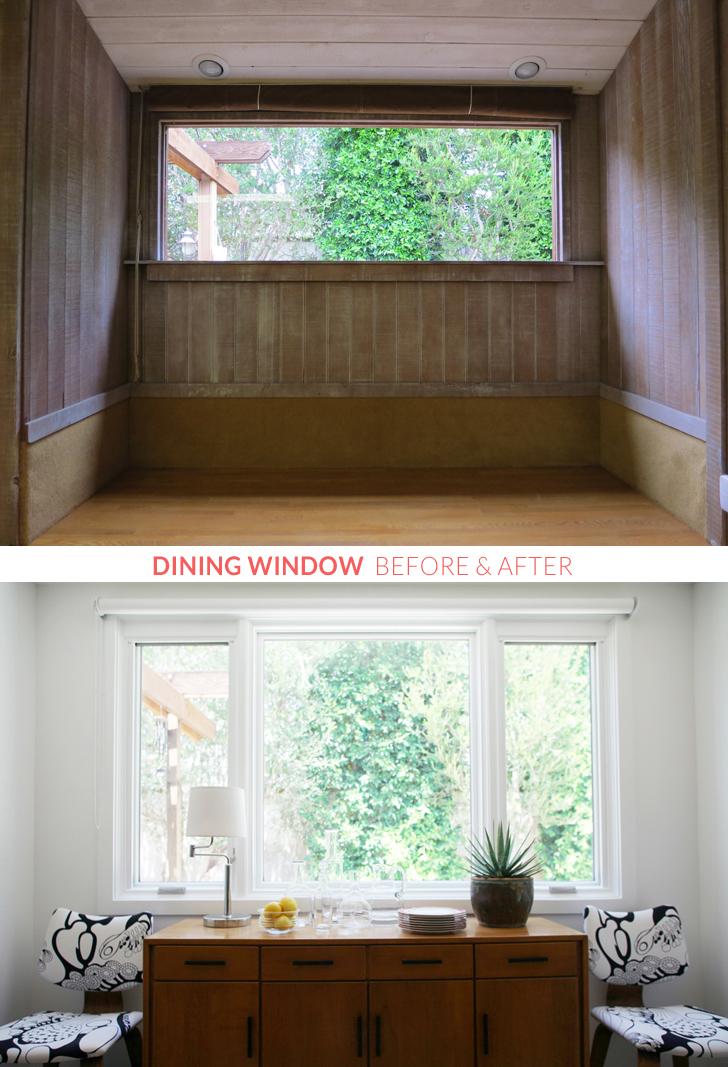 whoorl dining room remodel