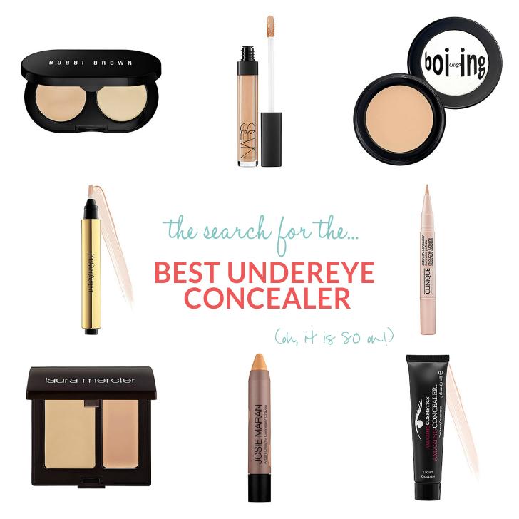 best undereye concealer