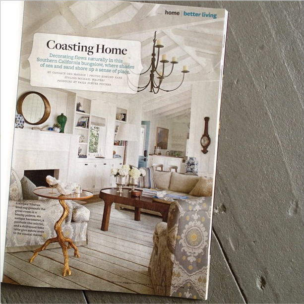 Featured In Better Homes And Gardens Whoorl