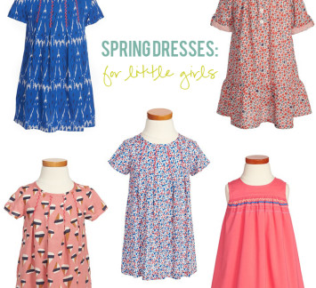 spring dresses little girls