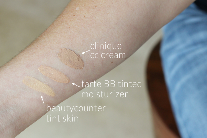 A (EWG-Approved) Tinted Moisturizer and BB/CC Cream Face Off - whoorl