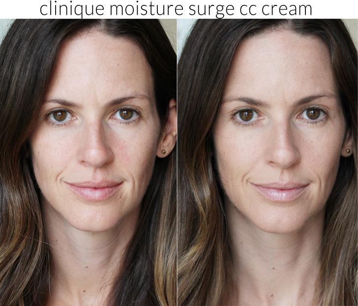 clinique moisture surge cc cream review