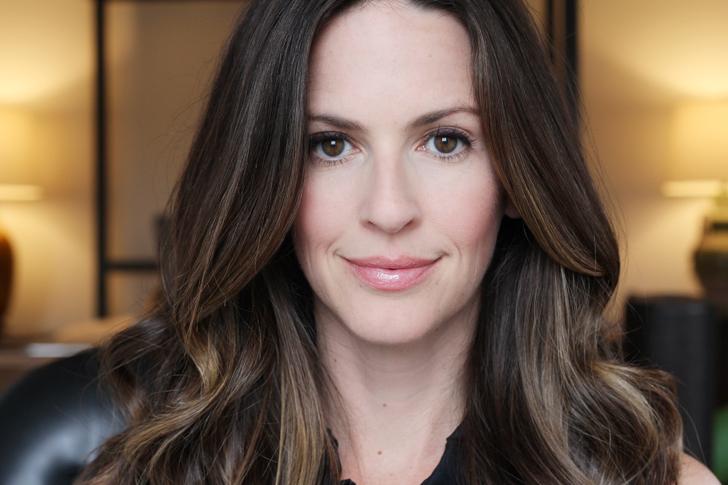 Beautycounter Lip Sheer in Petal review