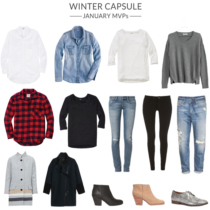 The State Of The Capsule Wardrobe Month One Whoorl