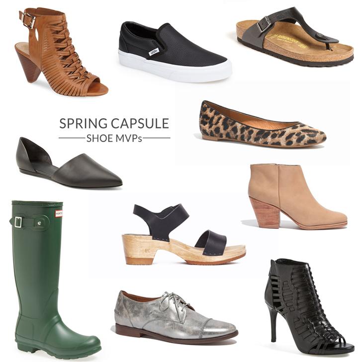 whoorl spring capsule shoes