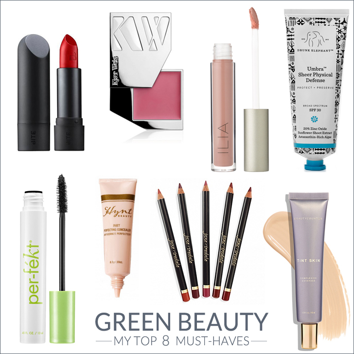 green-beauty-must-haves