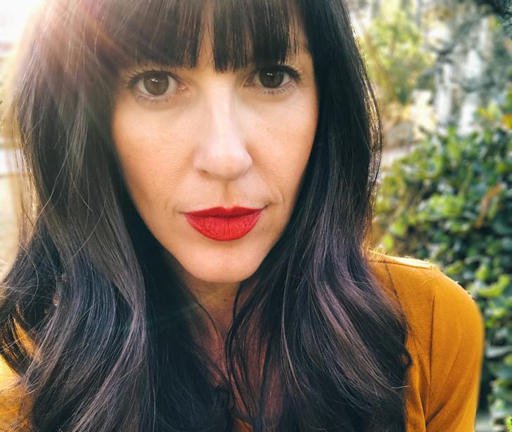 Kosas Phoenix lipstick