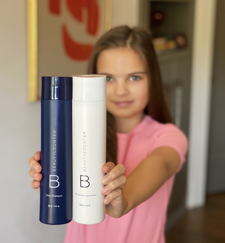 beautycounter shampoo for fine hair