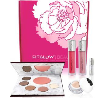 fitglow whoorl favorites makeup kit