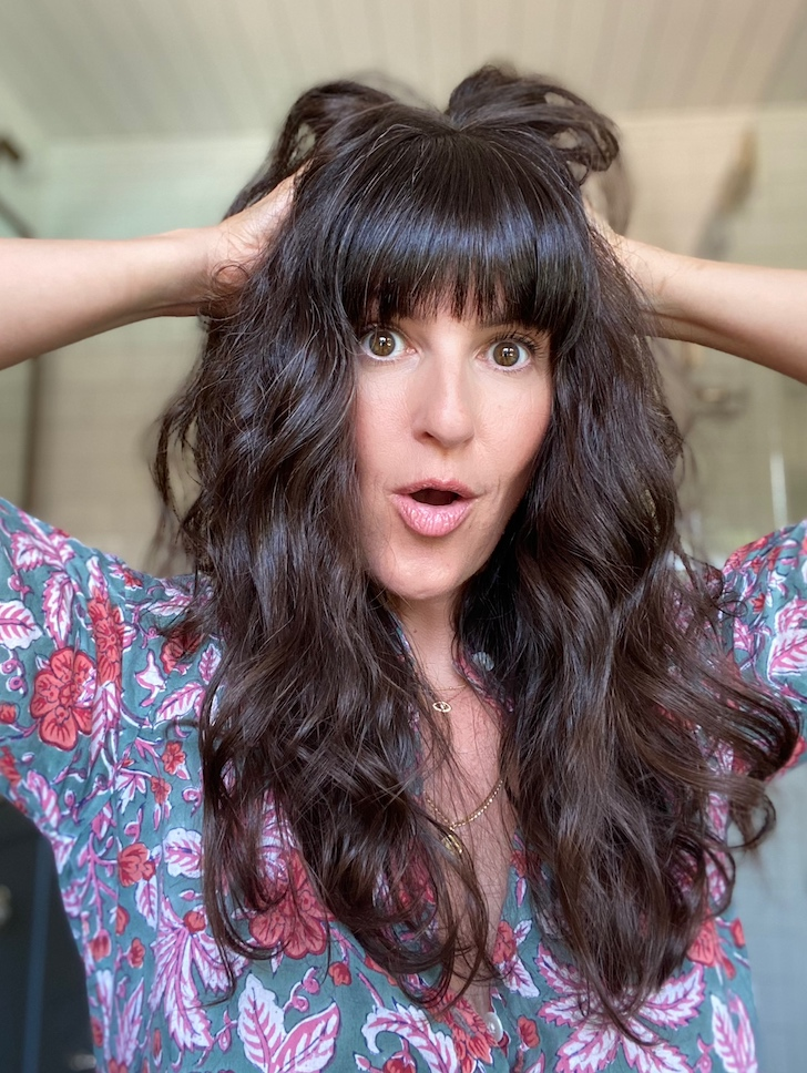Embracing My Natural Hair Texture