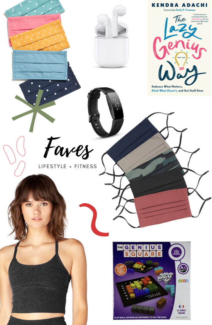 Your Favorite Things - Lifestyle/Fitness Edition