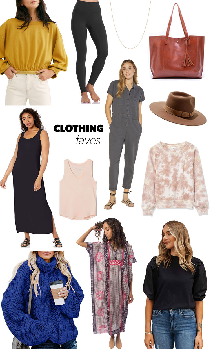 Your Favorite Things From Summer 2020: Clothing Edition