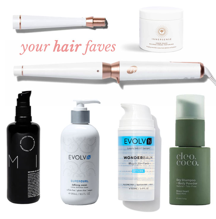 Your Favorite Things From Summer - Hair Edition