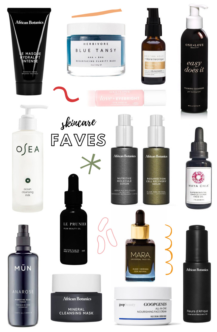 My Ultimate Skincare and Makeup Favorites